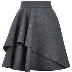 """Résultat de recherche d'images pour """"double layer skirt"""""""