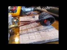 In this post we comprehensively discuss how to build a high power 1000 watt induction heater circuit using IGBTs which are considered to be the most versatile and powerful switching […] Diy Electronics, Electronics Projects, Electronic Circuit Design, Induction Heating, Diy Tech, Circuit Projects, Circuit Diagram, Magnetic Field, Solar Led