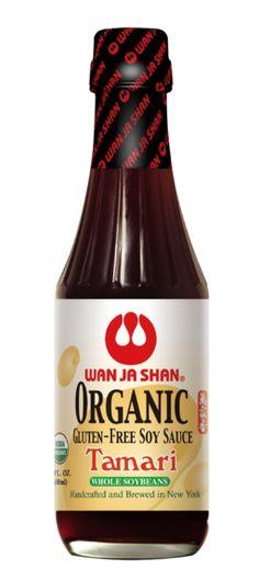 Wan Ja Shan Organic Gluten-Free Tamari