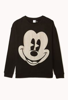 Cozy Mickey Mouse™ Pullover   FOREVER21 - 2000050255