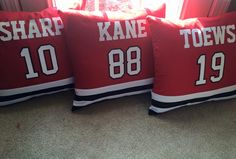 Check out these customizable pillowcases from one of our fans!