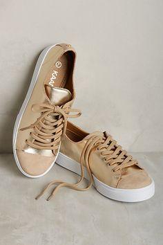 Kaanas Salinas Sneakers #anthropologie
