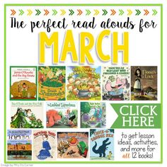 March Read Alouds