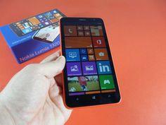 Nokia Lumia 1320 Unboxing: maxi phablet, mini preţ (Video) Mini