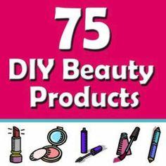 75 DIY beauty products #lifehacks, #usefultips, https://apps.facebook.com/yangutu