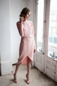 Boüret CocoLizzie Boho Fashion, Spring Fashion, Womens Fashion, Simple Dresses, Summer Dresses, Dress Up, High Neck Dress, Moda Boho, Church Outfits