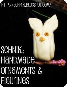 Handmade ornaments and figurines made of polymer clay and up-cylced jewelry. Handmade Ornaments, Polymer Clay, Sculptures, Owl, Facebook, Owls, Sculpting, Statue, Sculpture