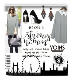 """""""YOINS 2"""" by amelakafedic ❤ liked on Polyvore featuring mode"""