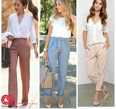 81 charming work outfits ideas for career women in 2019 page 36 81 charming work outfits ideas for career women in 2019 page 36 Casual Work Outfits, Professional Outfits, Office Outfits, Classy Outfits, Fall Outfits, Cute Outfits, Fashion Outfits, Business Outfits Women, Latest Fashion For Women