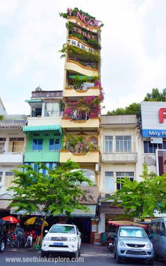 Saigon Streets || Ho Chi Minh City, Vietnam