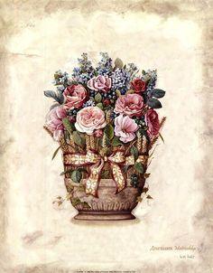 Λίζα Ελέγχου. Floral εικόνες για decoupage, θραύσματα κολάζ. Συζήτηση για LiveInternet - Ρωσική Υπηρεσία online ημερολόγια
