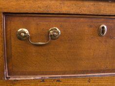 18th Century English Oak Georgian Cupboard