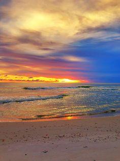 A Week at the Beach in Cape San Blas, Florida