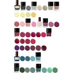 """""""non-toxic"""" and vegan nail polish for the soft summer. soft summer deep/light, mineral cosmetics."""