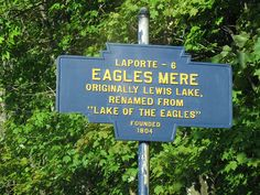 Eagles Mere, Pennsylvania