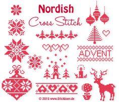 Nordish Cross Stitch