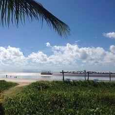 Um ótimo início de outono para todos! #eunapraiagogi #maragogi #praiadocamacho #alagoas