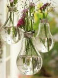Light bulb vases @ reclaimed