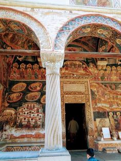 Romania, Architecture, Painting, Home Decor, Arquitetura, Decoration Home, Room Decor, Painting Art, Paintings