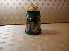 Creare per Credere: Regaliamo riciclando..........barattoli di vetro, ...