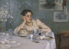 Elin Danielson-Gambogi: Päättynyt aamiainen