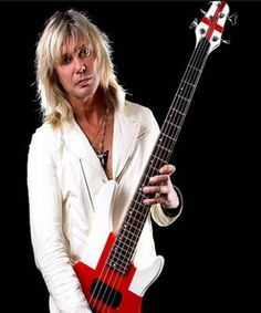 Another Great Pic of a Great Bass Player!!
