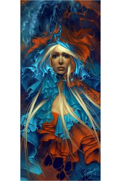 .: 08 :. by Charlie-Bowater (print image)
