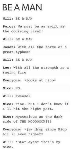 Percy Jackson & Mulan yaaaass