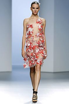 Juana Martín - Madrid Fashion Week P/V 2015 #mbfwm