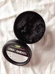 Lush Cosmetics' Dark Angels Cleanser