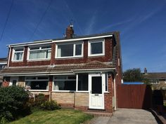 Oakfield, Fulwood, Preston, PR2 •Three Bed Semi Detached House •Lounge, Kitchen and Conservatory •Gas Central Heating and Double Glazing •Gardens Front and Rear, Garage and Driveway •Available Immediately
