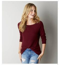Theresa Rose Designs: Affordable Fashion - Marsala - Pantone Color of the Year