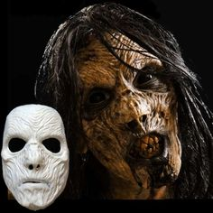 Putrid Zombie by FX Faces