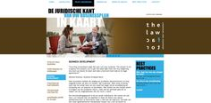 Communication strategy and websitedesign The Law Factor, Eindhoven, the Netherland (with DeltaZuid)