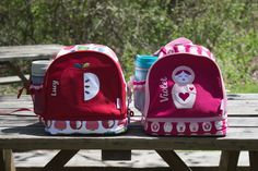 Personalized Junior Backpacks  | Stuck on You | 10 Personalized Products for Camp Shop > www.stuckonyou.biz