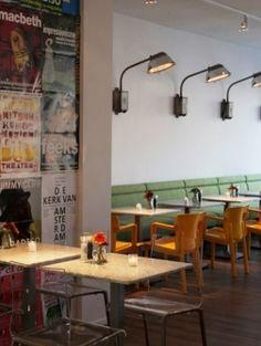 Dit zijn ze. Onze 25 liefste plekken voor de lunch in Amsterdam. Van een snelle bam uit het vuistje tot u...