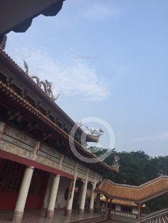 Kong Meng San Monastery Cloud Dragon