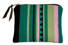 MAKE beauty bag, $30, weseebeauty.com. In collaboration with Mercado Global, each cosmetic bag is manufactured through worker-owned cooperative Opportunity Threads, which enlists artisans in Guatemala and the United States, empowering women and creating shared prosperity and stability in under-served communities.   - HarpersBAZAAR.com