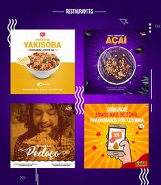 Social Media 2018 on Behance
