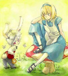Mello in Wonderland ~ Death Note