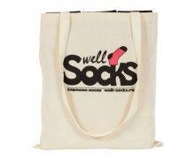 Купить подарочный набор теплых мужских носков в оригинальной сумке Well-Socks