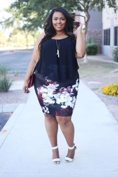 Plus Size Outfits With Pencil Skirts 15 Chic Plus Size Outfits With Pencil Skirts - Styleoholic