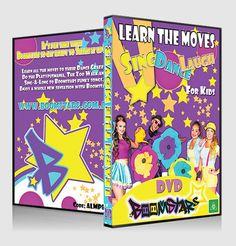 Boomstars DVD | Boomstars