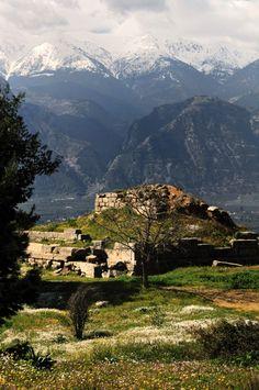Menelaion- Remnants of Ancient Sparta