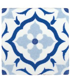 Tangier Blue Decorative. TT!