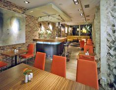Restaurant, Absolutum boutique hotel in Prague