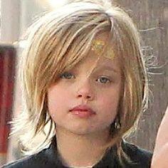 shiloh jolie pitt new haircut 2015 | news shiloh jolie pitt has a new haircut