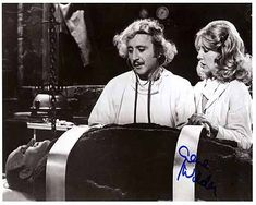 GENE WILDER (Young Frankenstein) 8x10 Male Celebrity Photo Signed In-Person @ niftywarehouse.com #NiftyWarehouse #Frankenstein #Halloween #Horror #HorrorMovies #ClassicHorror #Movies