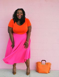 14 Fabulous Curvy Bloggers That Should Be On Your Radar   Essence.com