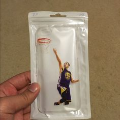 Steph Curry Case This case specifically for the iPhone 6/6s is ready to be shipped out within 12 hours of purchase. Please comment if interested. Every case is available in every iPhone model. Custom Cases can also be made. Though this specific case for this model can be shipped out instantly. NOTE: Not all cases are shipped out instantly Accessories Phone Cases